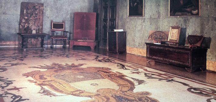 Katia Bonesso - Quando il pavimento fungeva da videocitofono - VeniceToVenice